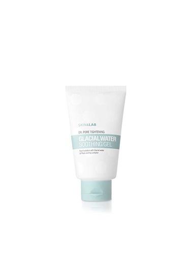 Skin & Lab Glacial Water Soothing Gel - Gözenek Sıkılaştırıcı Nemlendirici Jel Renksiz